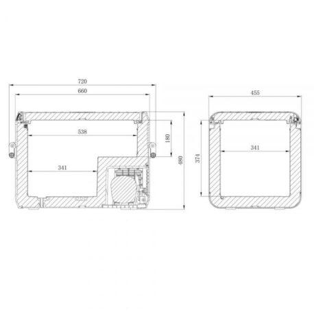 0101546 – Prijenosni hladnjak CFX3-55 – 5